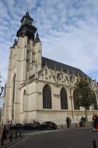 Chiesa di Notre Dame de la Chapelle - vista laterale