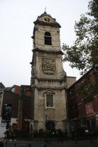 Chiesa di Santa Caterina - campanile