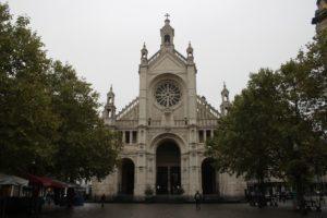 Chiesa di Santa Caterina - corpo centrale