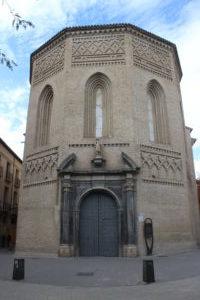 Chiesa di Santa Maria Magdalena - vista frontale