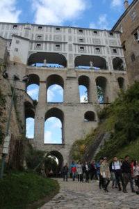 Cloak Bridge - lato interno