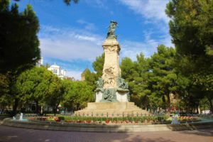 Fontana-Monumento per l'Assedio francese di Saragozza