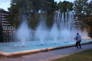Fontana al Parco Grande Antonio Labordeta - 1