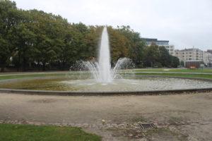 Fontana del Parc du Cinquantenaire
