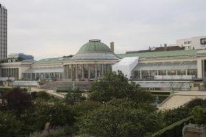La Botanique - panoramica
