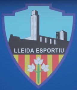 Lleida Esportiu - stemma ufficiale