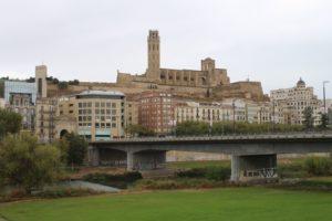 Lleida - scorcio