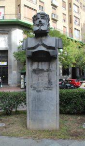 Monumento a Joaquin Costa