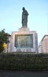 Monumento a Re Ferdinando II° il Cattolico