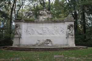 Monumento ai Pionieri Belgi in Congo