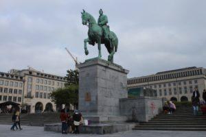Monumento equestre di Re Alberto I°