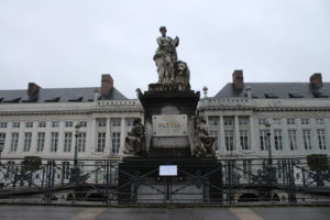 Monumento per i Martiri della Rivoluzione Belga