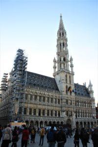 Municipio di Bruxelles
