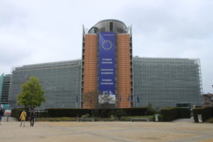Palazzo Berlaymont - Commissione Europea