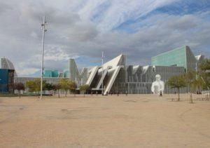 Palazzo dei Congressi e delle Esposizioni