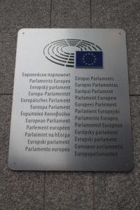 Parlamento Europeo in tutte le lingue della UE