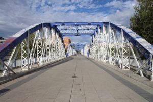 Puente del Pilar - ingresso