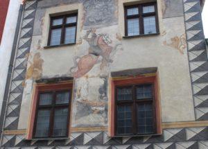 Rozenberg Horse House - dettaglio