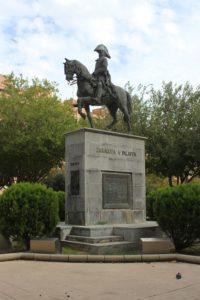Statua Equestre a Josè Rebolledo de Palafox