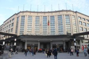Stazione Centrale di Bruxelles