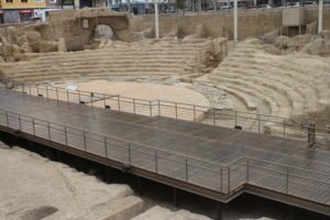 Teatro di Caesaraugusta