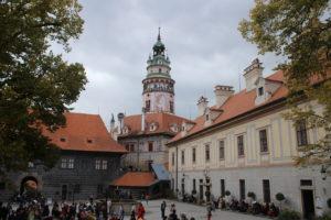 Torre del Castello . secondo scorcio