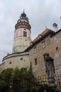 Torre del Castello - primo scorcio