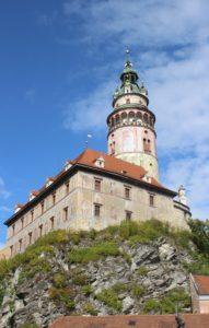 Torre del Castello - quarto scorcio