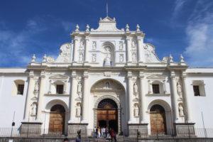 Cattedrale di Antigua Guatemala