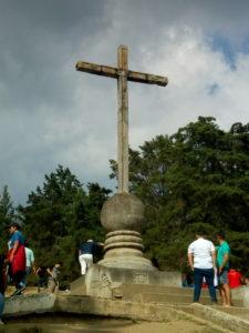 Cerro de la Cruz - la Croce