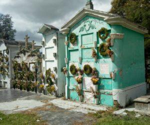Cimitero di Xela - 2