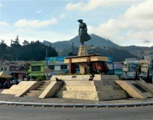 Monumento a la Marimba