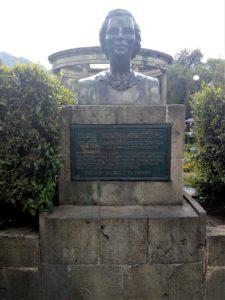 Statua nel Parque a Centro America - 2