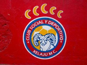 Stemma del Deportivo Xelaju