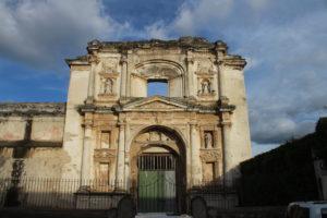 Templo Santa Teresa de Jesus - scorcio