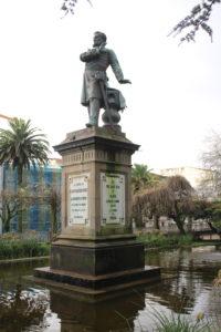 A Casto Mendez Nunez