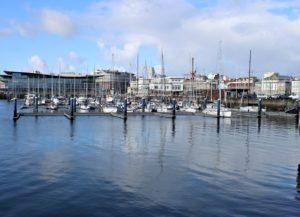 Avenida de la Marina - il porto