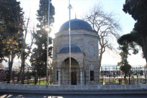 Barbaros Hayrettin Pasha - la tomba