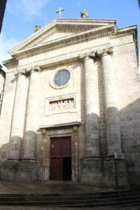 Capela de Animas - facciata