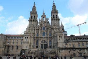 Cattedrale di Santiago de Compostela - 1