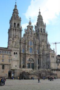 Cattedrale di Santiago de Compostela - 2