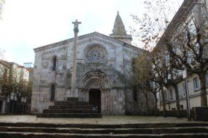 Colexiata Santa Maria do Campo
