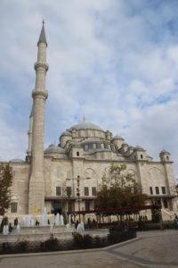 Complesso della Moschea Fatih - panoramica
