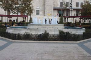 Complesso della Moschea Fatih - una delle fontane