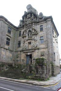 Convento de Santa Clara - ingresso