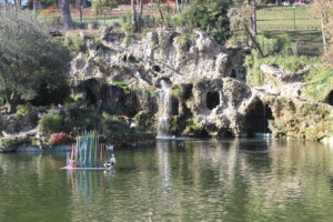 Emirgan Park - la cascatella