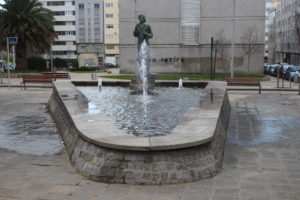 Fontana-Monumento a Pucho Boedo