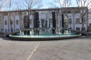 Fontana-Monumento alla Tolleranza