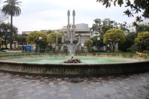 Fontana dei Giardini di Mendez Nunez