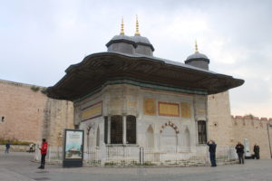 Fontana del Sultano Ahmed III°
